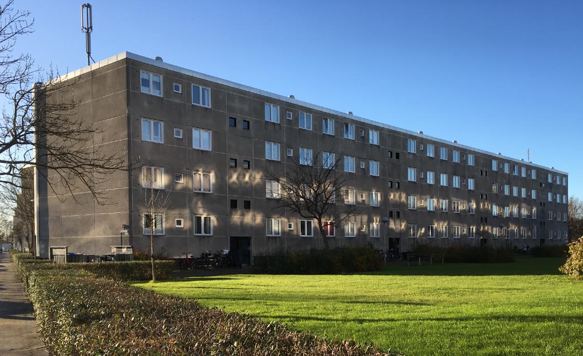 Henriksgården i Valby